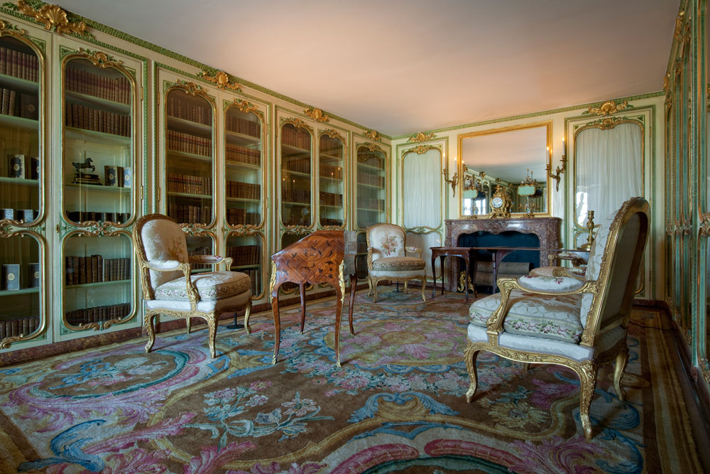 Louis Xv S Daughters Apartments Palace Of Versailles
