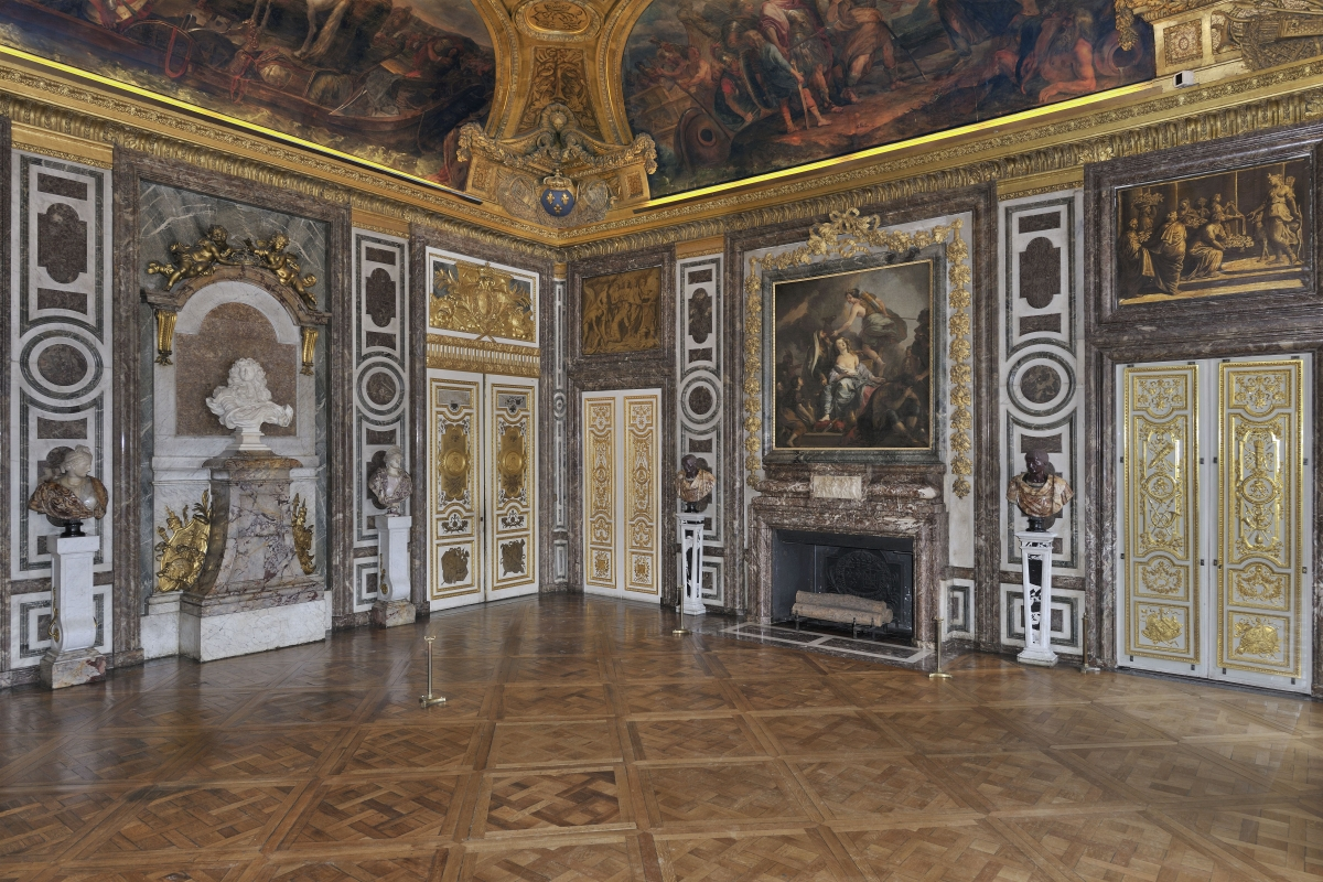 The king s state apartments palace of versailles for Salon du vin versailles