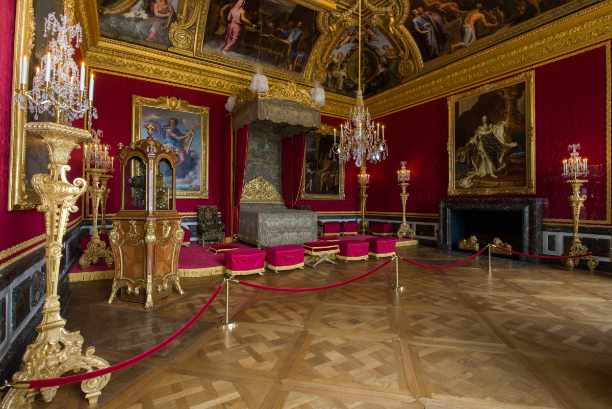 The king s state apartments palace of versailles for Les salons porte de versailles