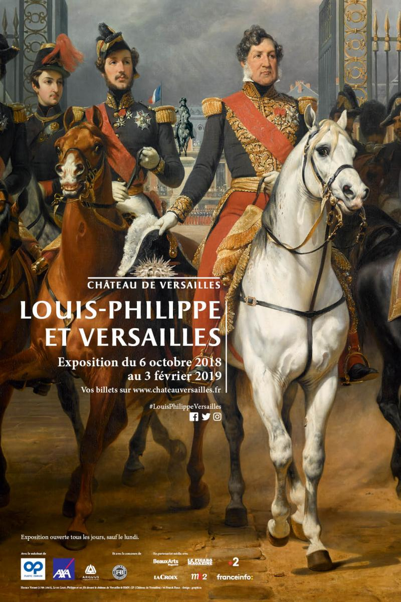 Louis Philippe and Versailles | Palace of Versailles