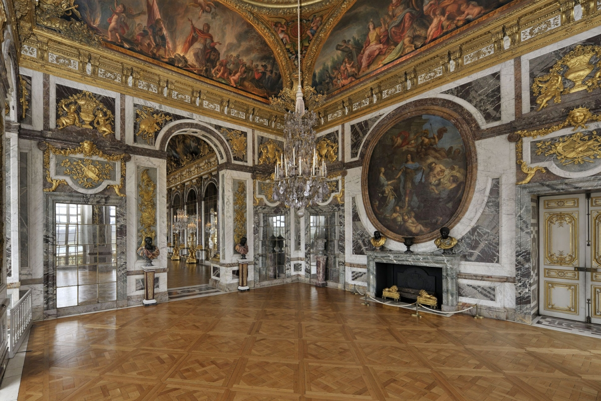 The Hall of Mirrors | Palace of Versailles