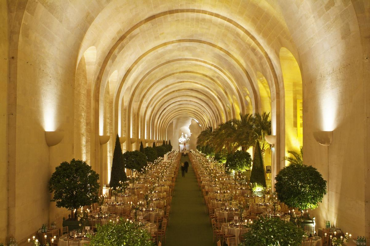 Your events at Versailles | Palace of Versailles