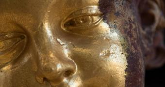 Restoration of the Golden Children's Fountain