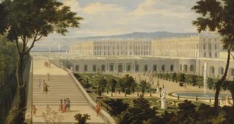 Visitors to Versailles (1682-1789)