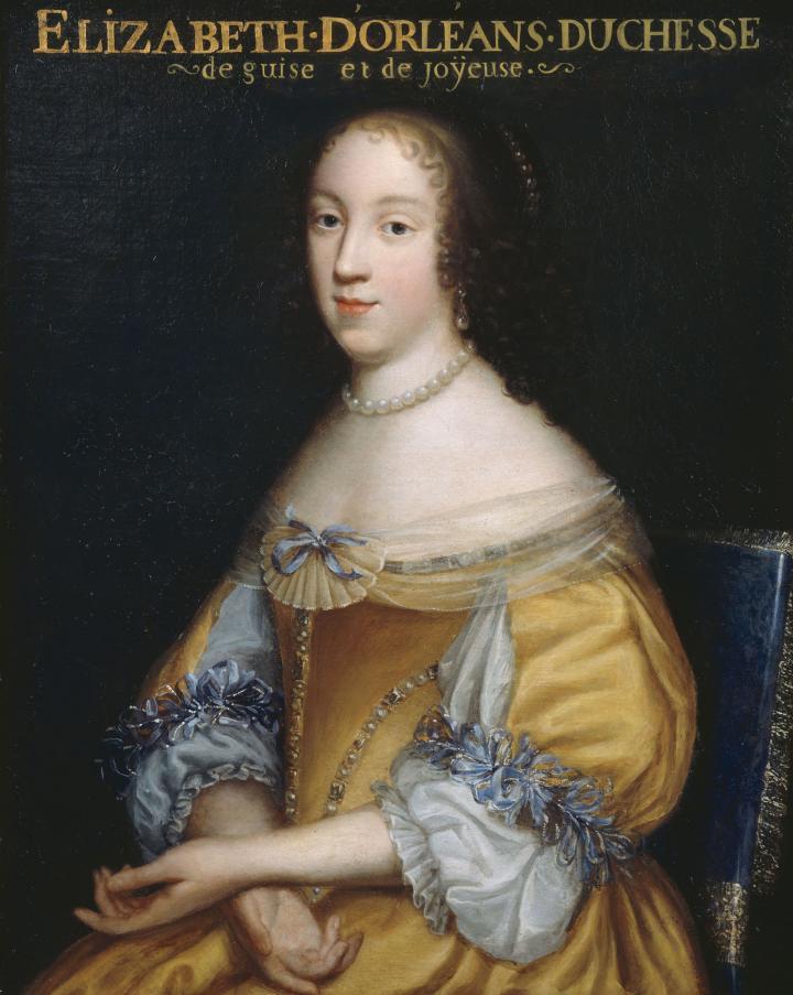 Elisabeth d'Orléans, duchesse de Guise