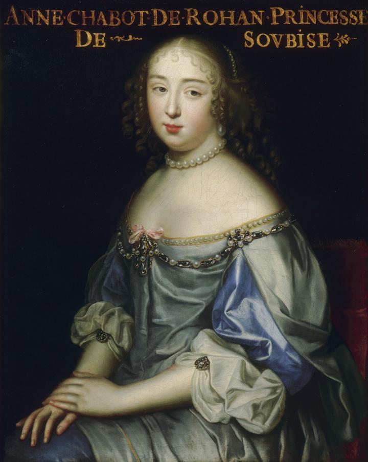 Anne de Rohan-Chabot, princesse de Soubise