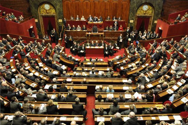 The speech of Prime minister François Fillon
