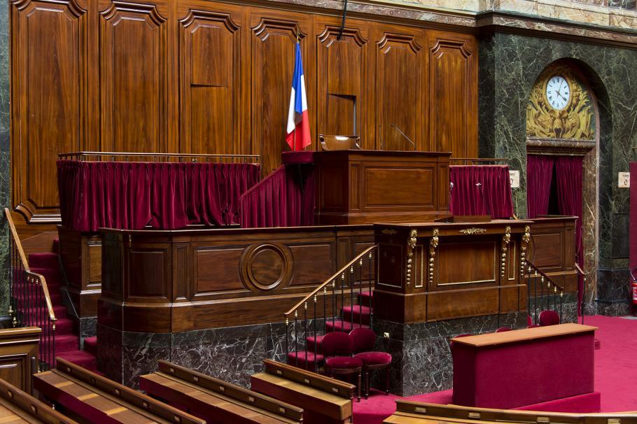 the congress chamber