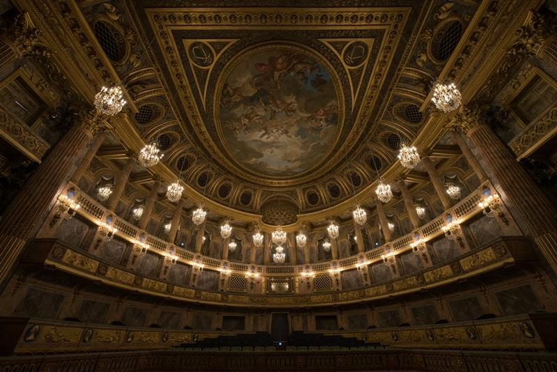 Ópera Real em Versalhes