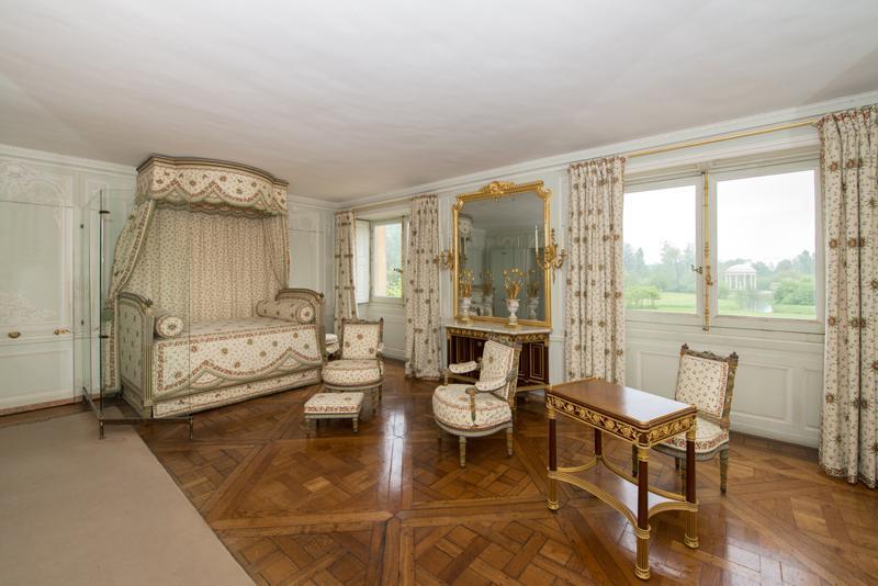 French Floor Mirror