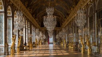 The Palace Palace Of Versailles