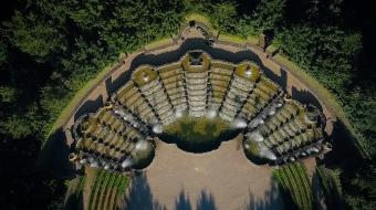 the groves - Jardin Chateau De Versailles