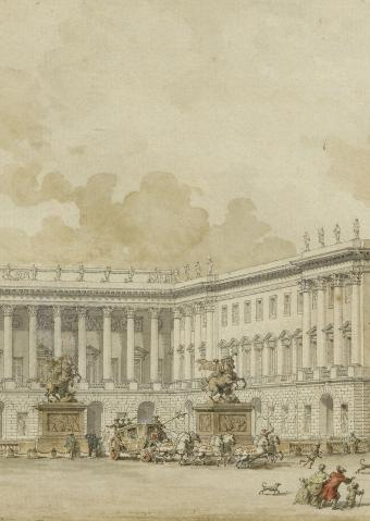 Versailles. Dreams of architecture. 1660-1815