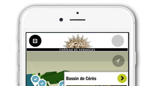 Versailles Gardens App