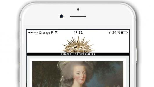Palaces and Gardens of Trianon App