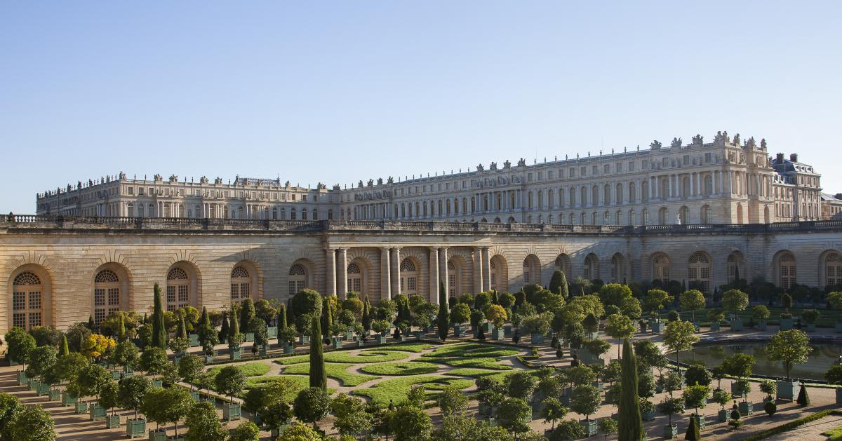 Official website palace of versailles