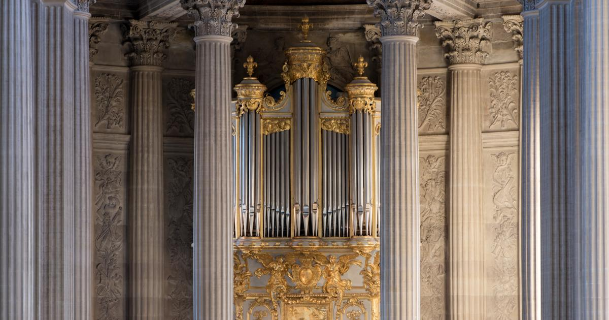 The Great Organ of the Royal Chapel | Palace of Versailles