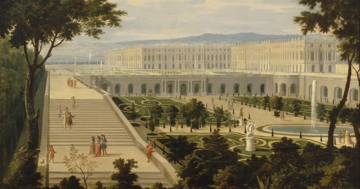 Visitors To Versailles 1682 1789 Palace Of Versailles