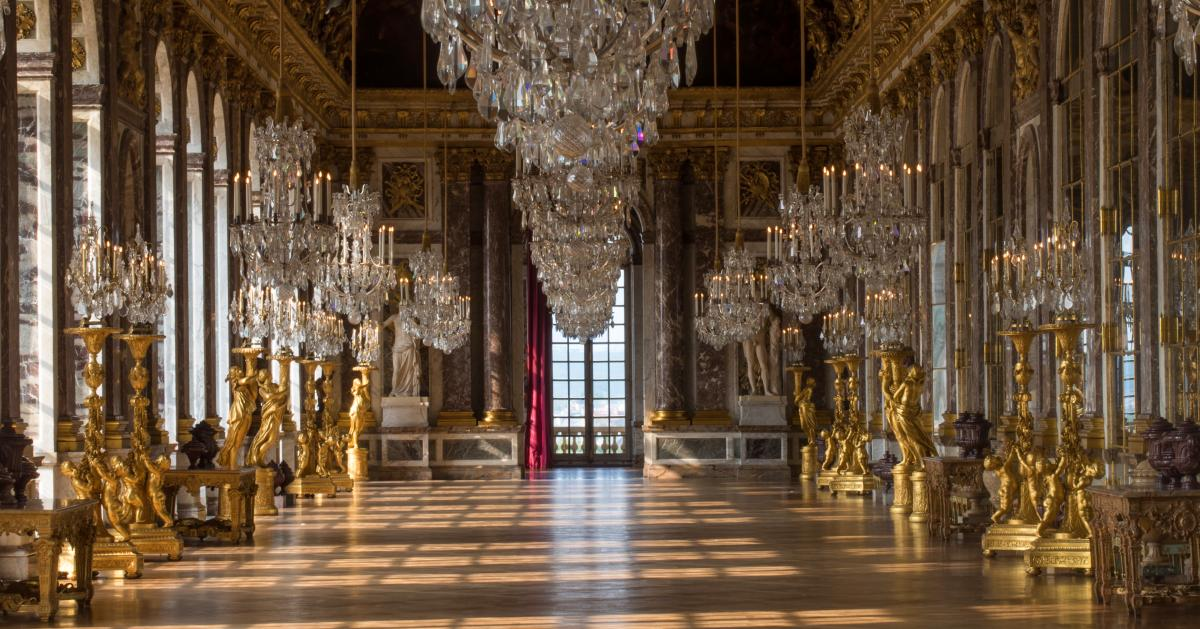 History Of The Gtr >> The Hall of Mirrors | Palace of Versailles