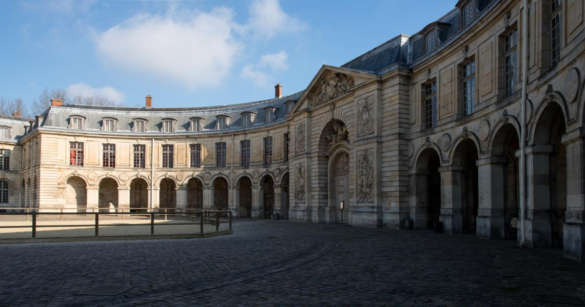 The Royal Stables Palace Of Versailles