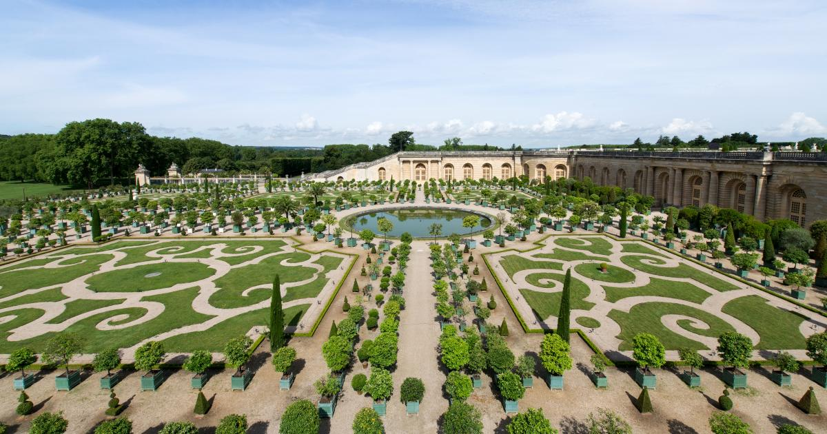 Gardens of Versailles App | Palace of Versailles
