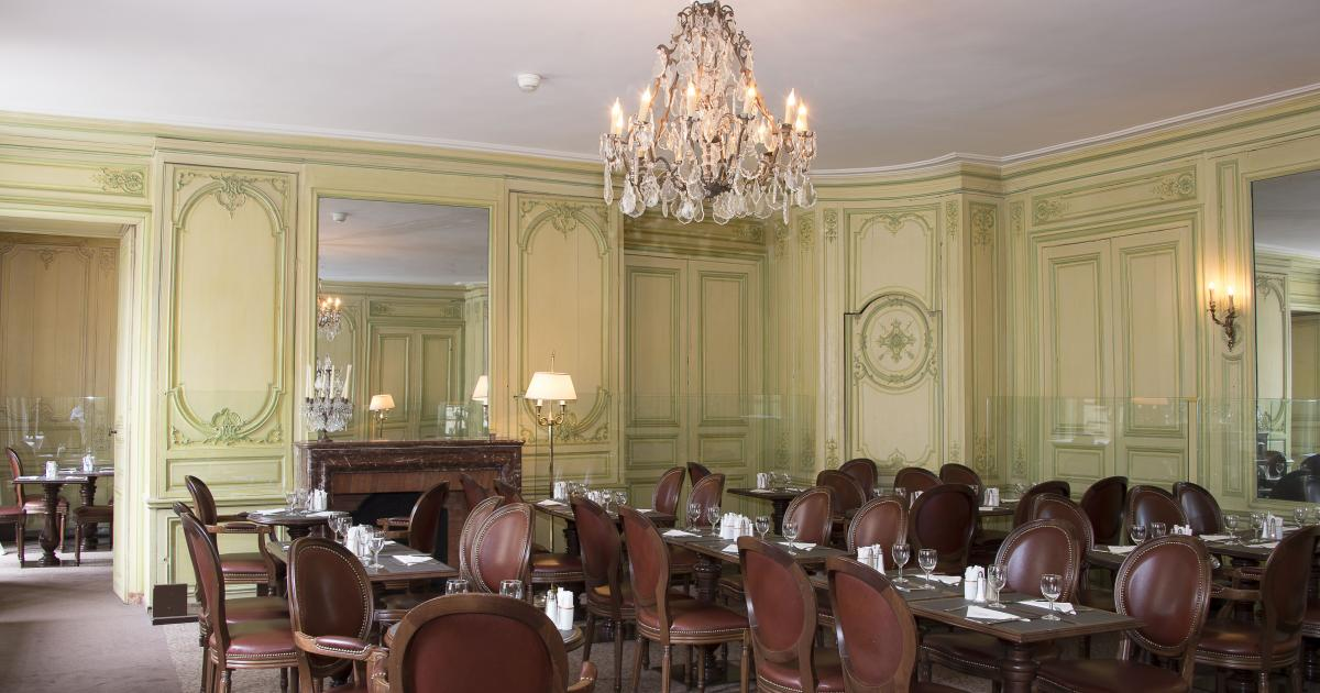 Angelina Tea Room Versailles