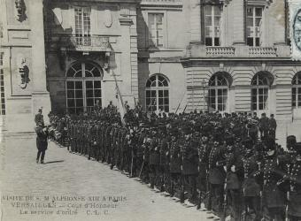 The Treaty of Versailles, 1919 | Palace of Versailles