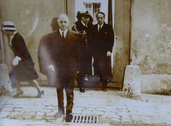 André Malraux et la restauration de Trianon