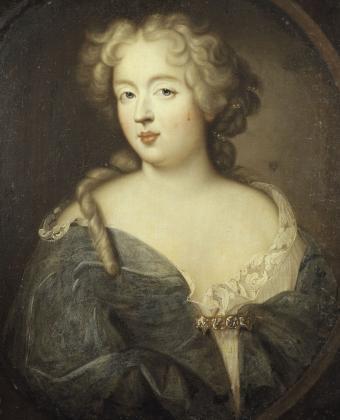 Portrait de Madame de Montespan
